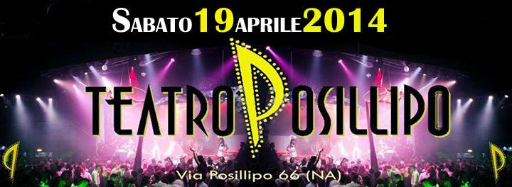 TEATRO POSILLIPO Sabato 19 Aprile 2014