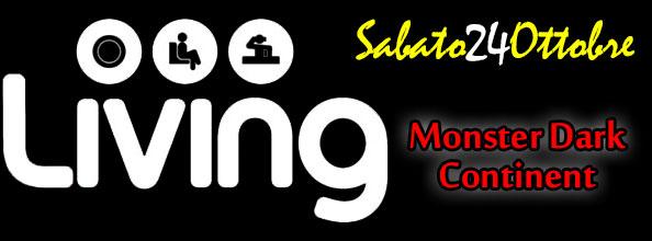 Sabato 24 Ottobre 2015 LIVING Disco Club