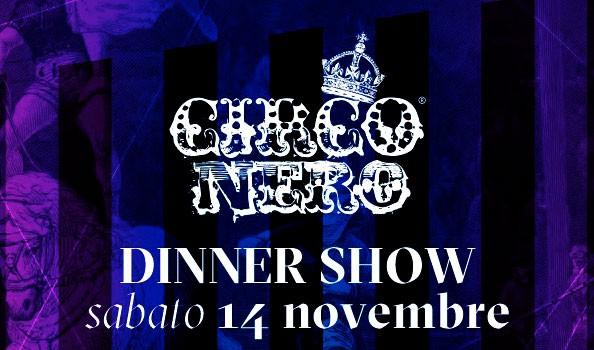 Sabato 14 Novembre 2015 serata Circo Nero al JOIA