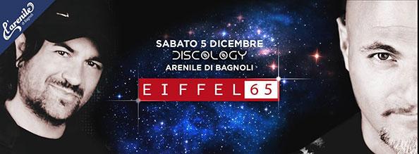 Eiffel 65 in concerto all'Arenile di Bagnoli
