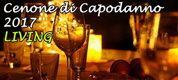 Cenone di Capodanno al Ristorante Living di Varcaturo